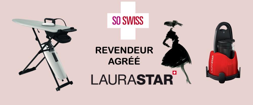 Revendeur Laurastar