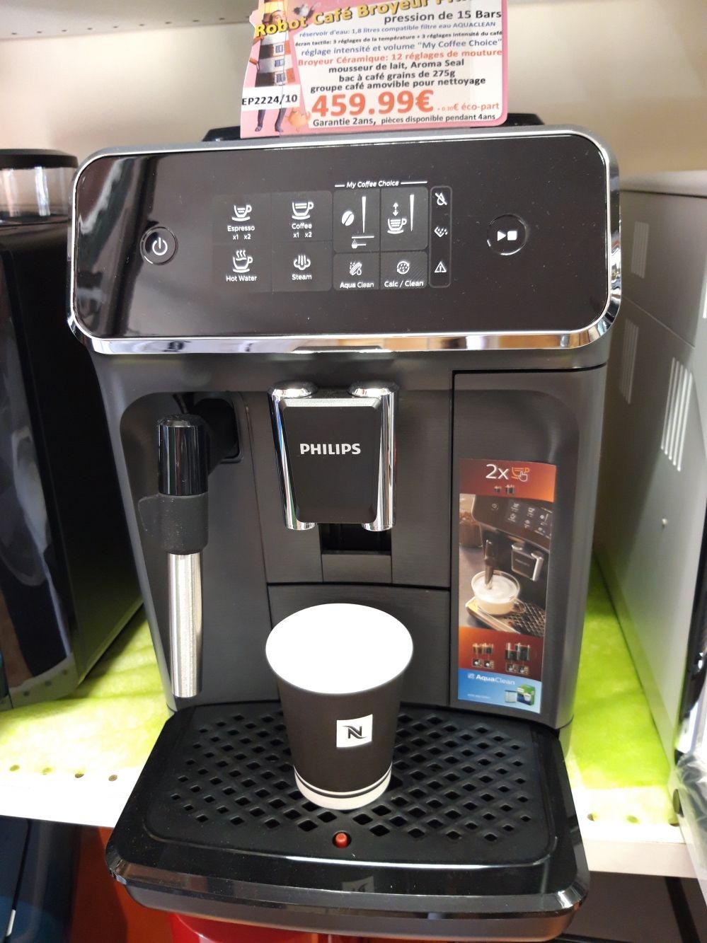 ROBOT CAFE SAECO