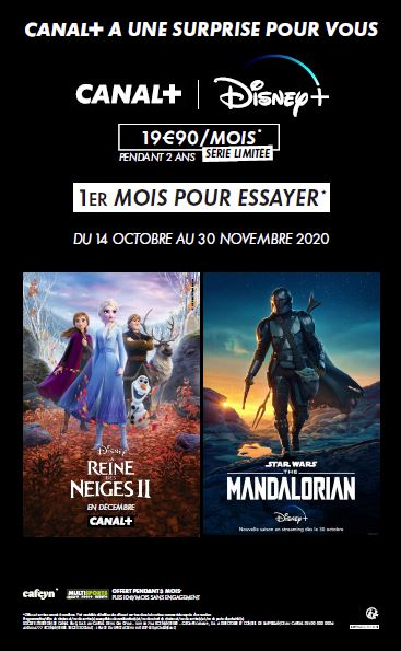 offre CANAL+